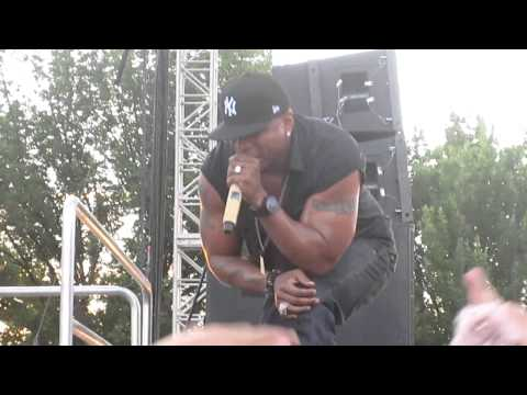LL Cool J Head Sprung at Boise Music Fest 2012