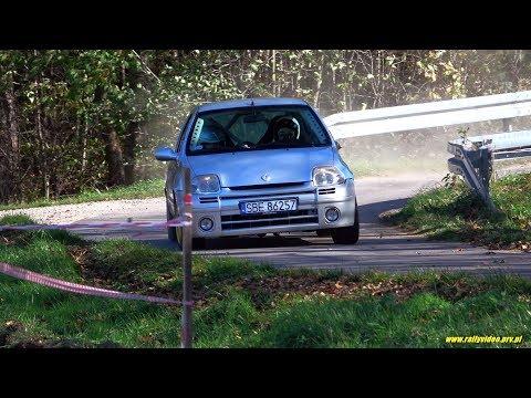 Monika RYNDAK / Weronika SCICIŃSKA  - Renault Clio - Super Oes Zwiernik 20-10-2019
