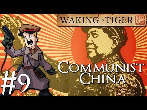 Hearts of Iron 4 | Waking the Tiger | Communist China Elite Difficulty | Part 9