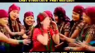 Himal Ki Chori - Latest Nepali Lok Geet by Junu Rijal(www.isansar.com)