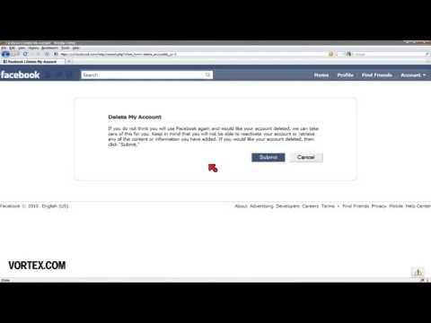 How to delete your facebook account youtube youtube how to delete your facebook account youtube ccuart Images