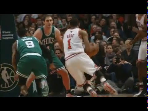 08946f7dbfa5 Derrick Rose - Invincible Highlights move  HD  - YouTube