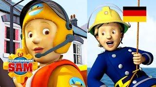 Feuerwehrmann Sam Deutsch Neue Folgen | Frauentag  - Das Modellflugzeug | Marathon 🚒 Kinderfilme
