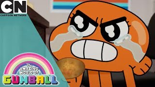 The Amazing World of Gumball | Potato Obsessed! | Cartoon Network UK 🇬🇧
