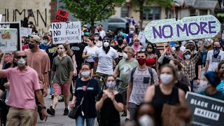 George Floyd protest: Fires, shooting, looting reported in Minneapolis, Governor calls Minnesota Nat