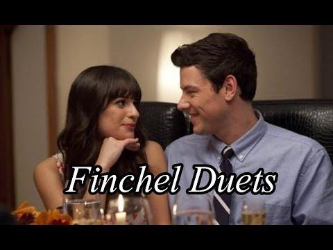 TOP 15 Glee - Finchel Duets