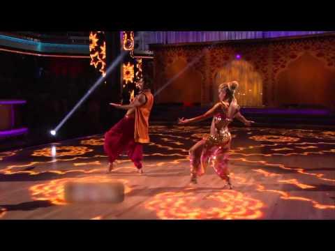 DWTS Season 15: Gilles Marini & Peta Bollywood Jai Ho! HD