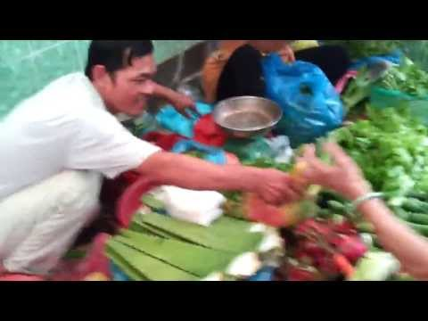 Fresh Produce - Saigon, Vietnam 2013