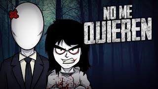 ROBLOX: SLENDERMAN Y JEFF THE KILLER NO ME QUIEREN ⭐️ iTownGamePlay