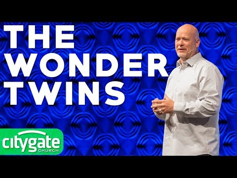 The Wonder Twins - Dr. Dave Martin