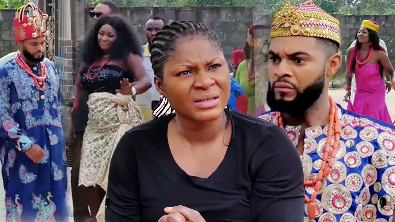 Download The Gifted Beautiful Poor Girl That Save The Prince Life 5&6 - Destiny Etiko 2019 New Nigerian Movie