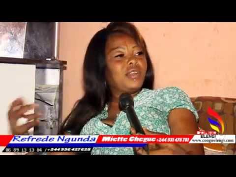 MIETTE EX DANSEUSE YA KOFFI TOUTE LA VERITE AKOMA NAYE MAMA MALEWA NA ANGOLA%2C Angola Luanda