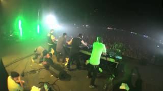 Dirtyphonics Live Jungle Juice Stage @ Solidays 2012