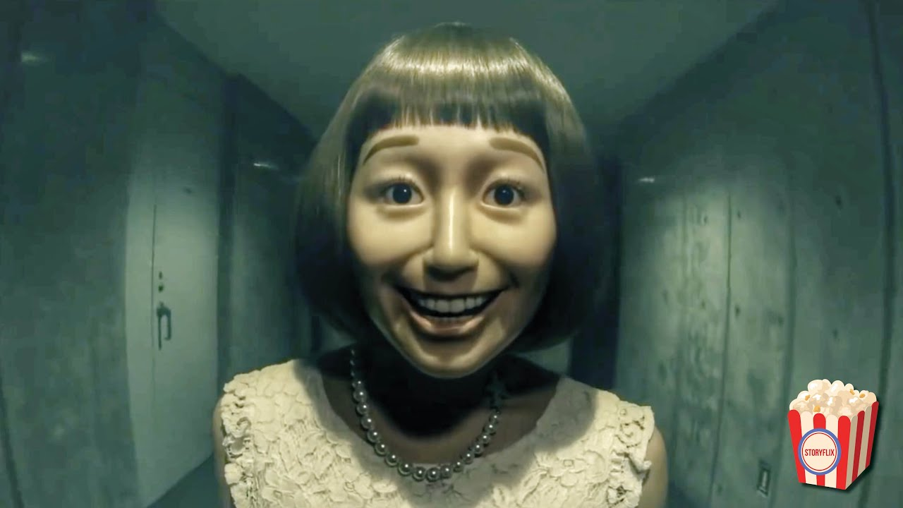 Download A girl lost her face and it turned into a doll face