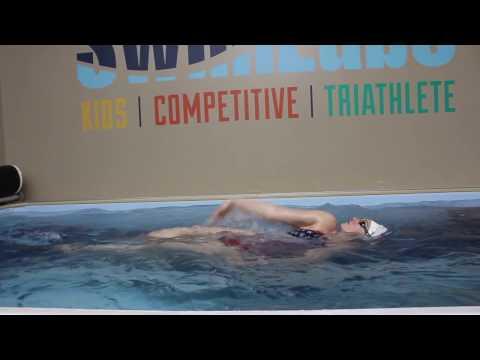 Swim Faster Backstroke Technique With Chloe Sutton