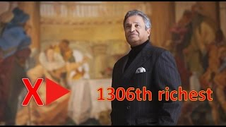 Binod Chaudhary Nepali Billionare jumps up 159 places
