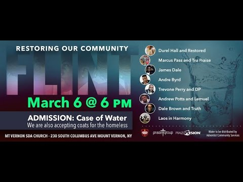 "Restoring our Community ""FLINT"""