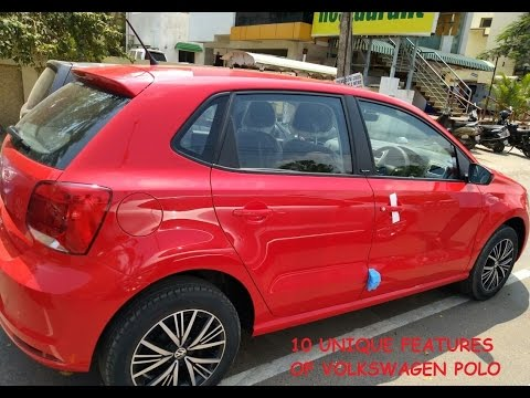 10 Unique Features of Volkswagen Polo
