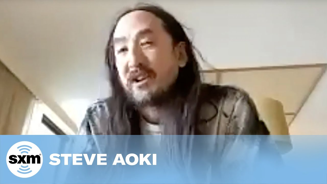 Steve Aoki Was Inspired By Pop Art for the