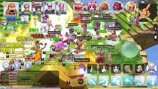 Ragnarok Mobile - GvG - War of Crystal