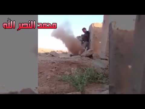Young Iraqi soldier cunningly outsmarts ISIS sniper