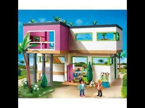 Film playmobil la nouvelle maison youtube for Photo maison playmobil