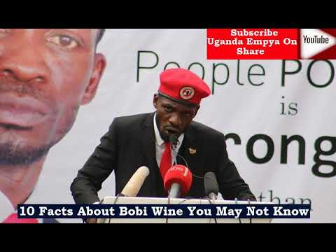 10 Things You Didnt Know About Bobi Wine