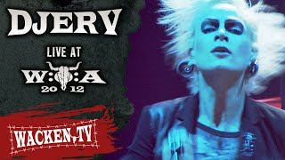 Djerv - Headstone - Live at Wacken Open Air 2012