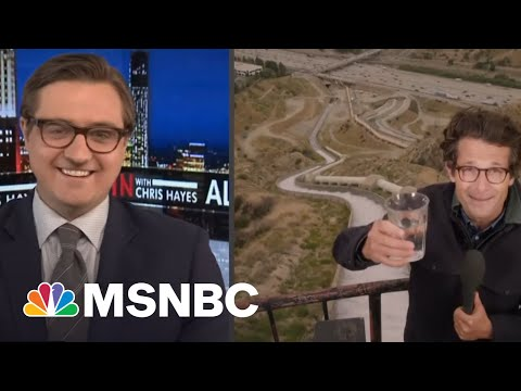From Toilet To Tap: The Los Angeles Plan To Recycle Wastewater | All In | MSNBC