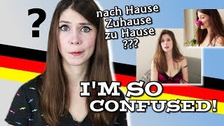 Zuhause, zu Hause, nach Hause - LET ME HELP YOU!