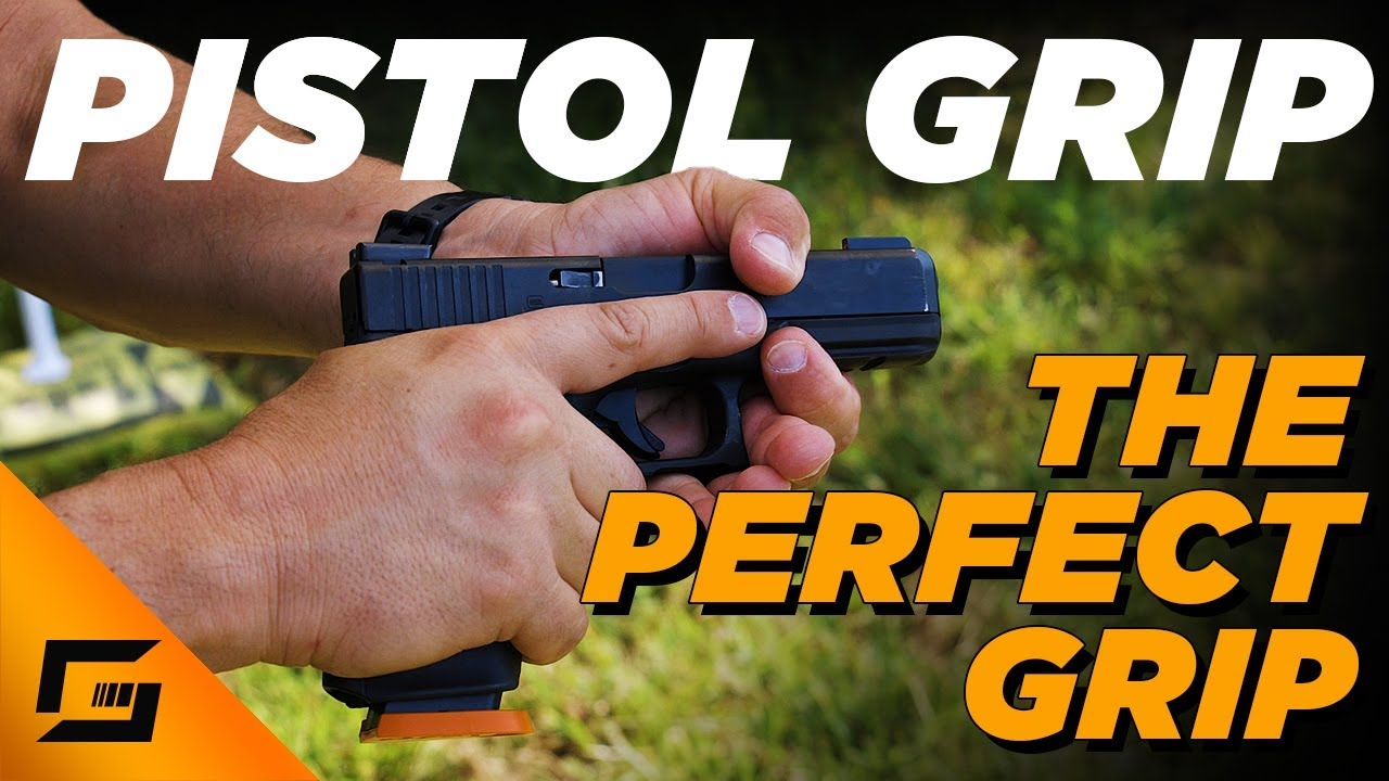 How To Grip A Pistol with Grant LaVelle
