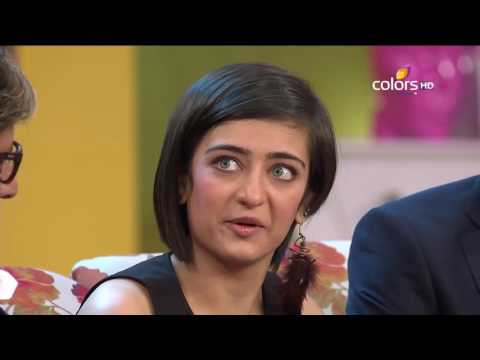 Comedy Nights with Kapil – Amitabh & Dhanush – Shamitabh – 8th February 2015 – Full Episode