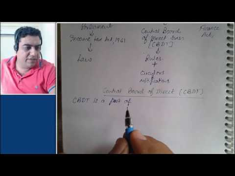 Introduction to Income Tax Class 2