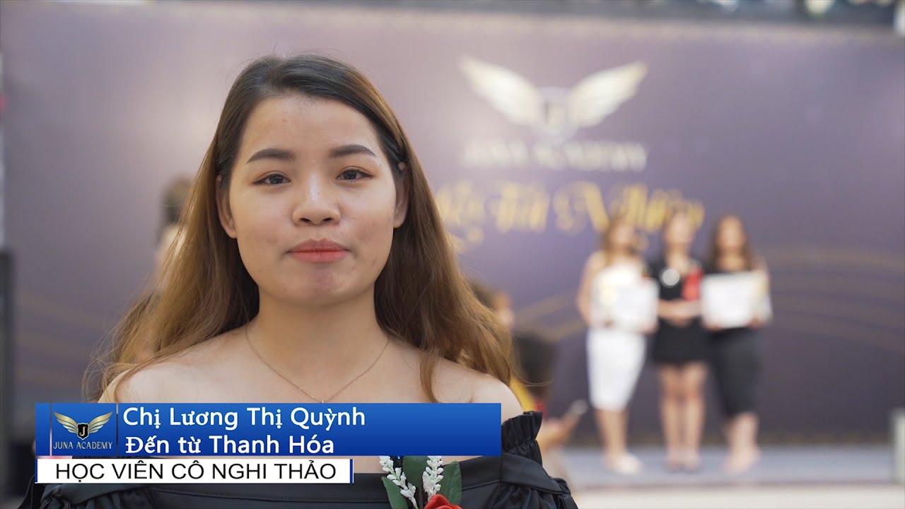 Cảm nhận của học viên khóa học nail của cô Nghi Thảo - Học nail tại Hà Nội