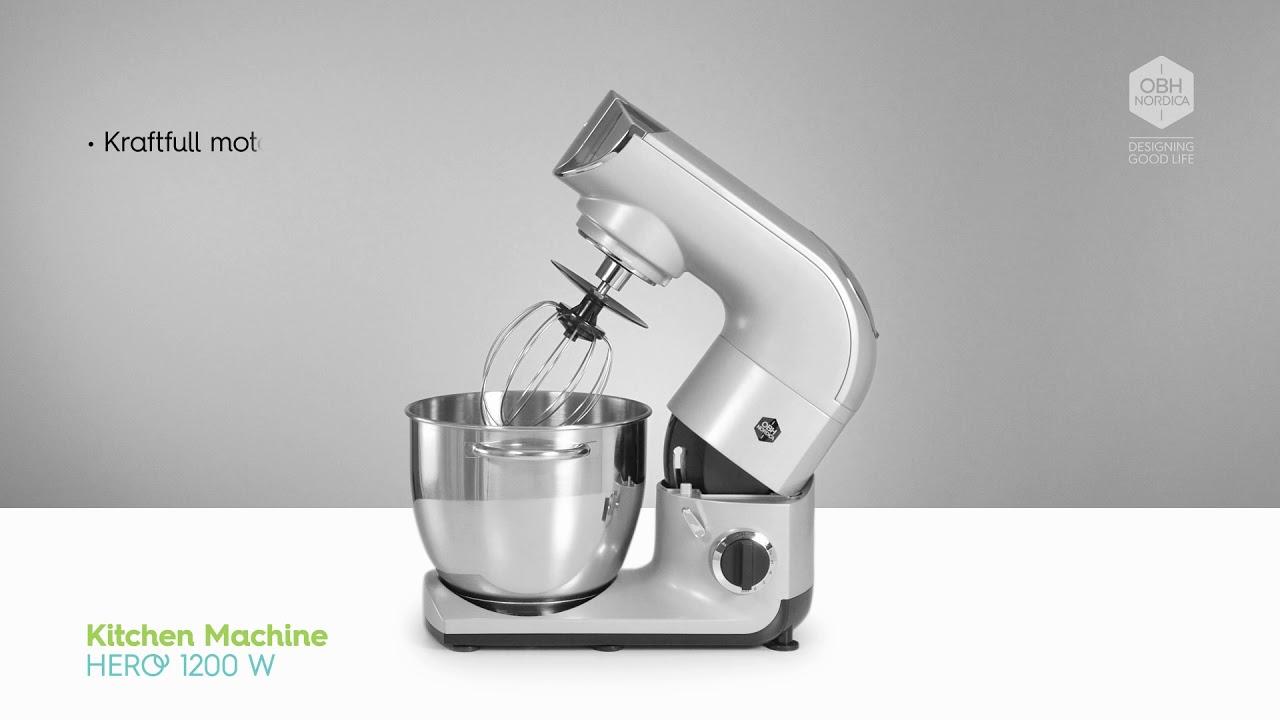 Hero Kitchen Machine 1200