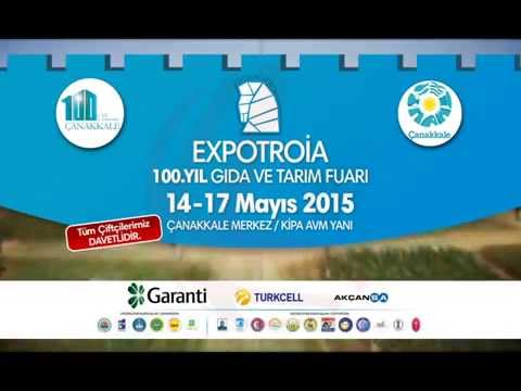 Expotroia 100. Yıl / Gıda ve Tarım Fuarı / Bereket Tv