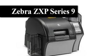 Zebra ZXP Series 9 Retransfert Card Printer