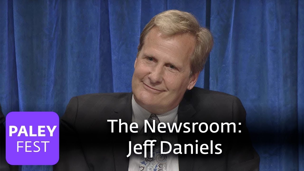 The Newsroom - Jeff Daniels Answ