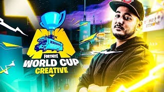DEVENEZ MILLIONNAIRE GRACE À FORTNITE ► CREATIVE WORLD CUP #GTRIAL
