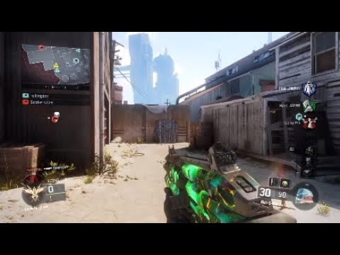Call-Of-Duty BLACK OPS 3 gameplay