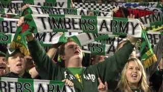 Meet the Timbers Army