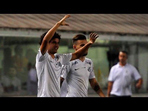 Santos 1 x 0 Vasco | GOL | Brasileirão (12/08/15)