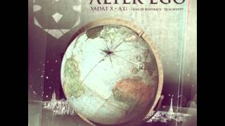 Alterbeats feat. Sadat X, A.G. & Lion of Bordeaux - Alter Ego