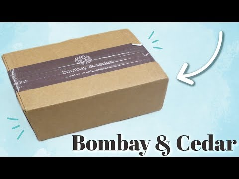 bombay-&-cedar---special-edition-box---unboxing!