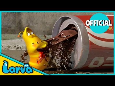 LARVA - TEA  Best Cartoon Movie | Cartoons For Children | LARVA Official