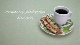 How to Make Cranberry Pistachio Biscotti   Cookie Recipe   AllRecipes