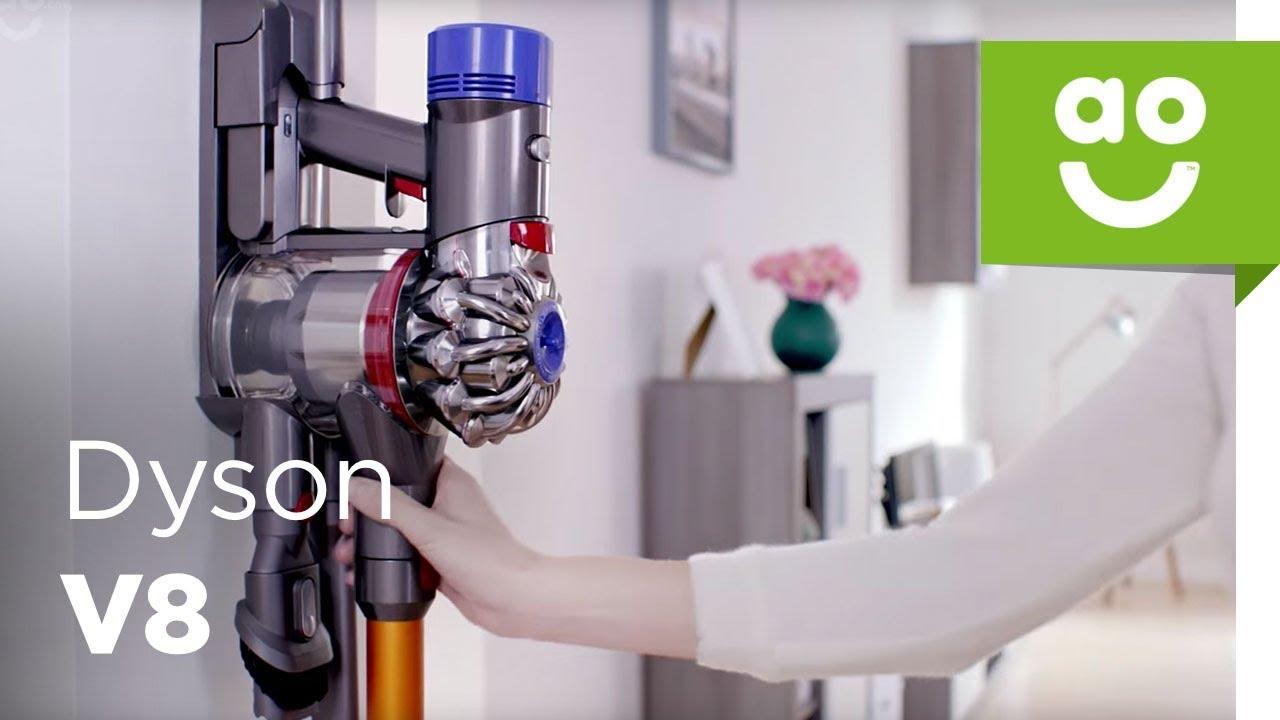 Dyson v8 absolute видео герметик дайсон время высыхания