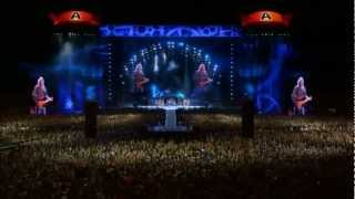 AC/DC - Thunderstruck (iron man 2)