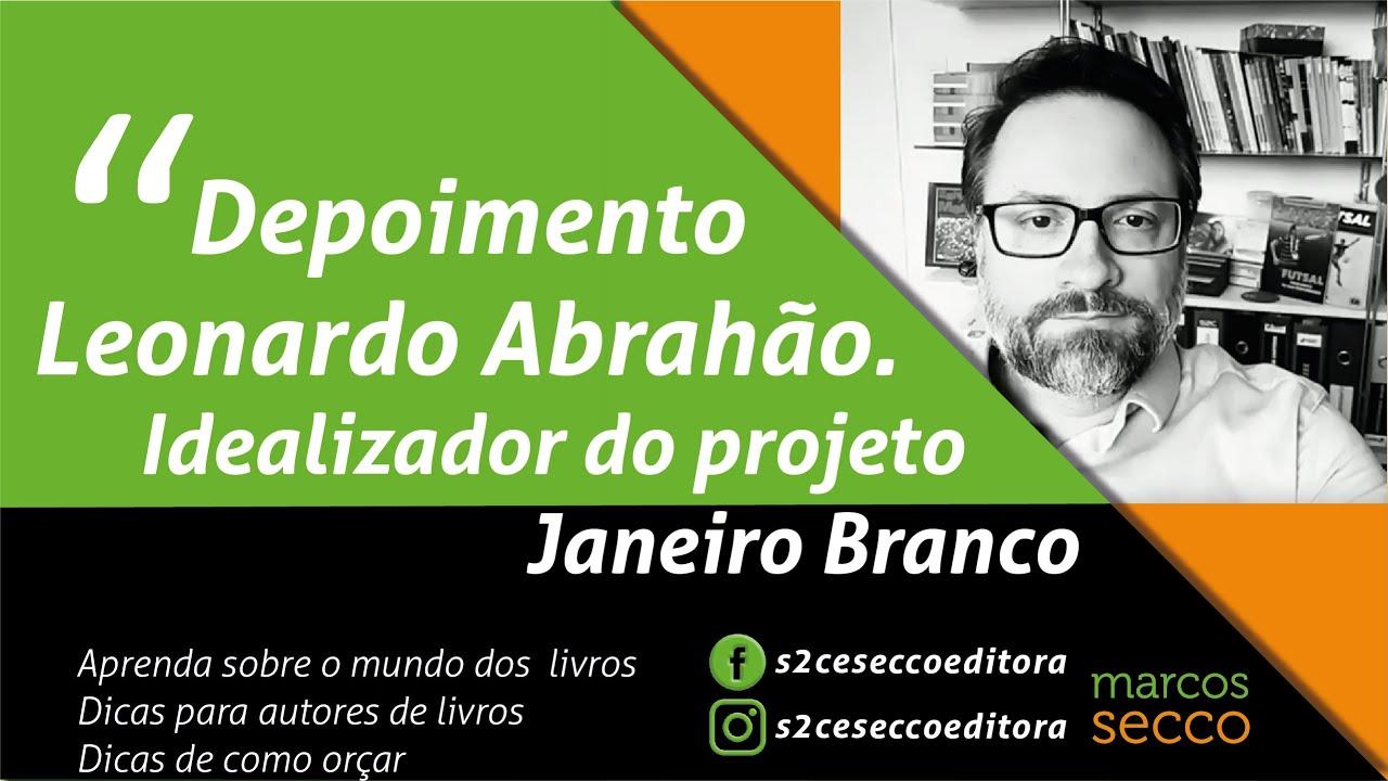 Depoimento Leonardo Abrahão, sobre nossos serviços.