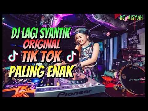 DJ LAGI SYANTIK - Siti Badriah Vs Alan Walker Paling Enak Sedunia Full Bass Mantap Jiwa